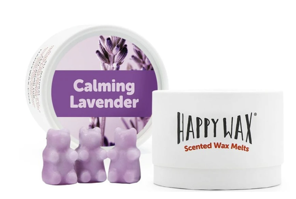 Happy Wax   Calming Lavender