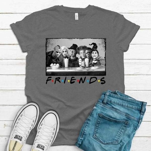 Hocus Pocus Friends | Graphic Tee