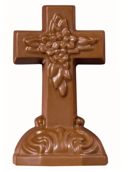 Milk Chocolate Cross