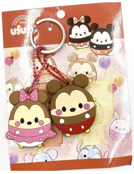 Character Key Cover-Round Mouse