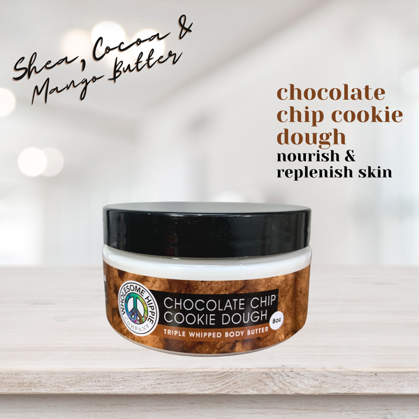 WH Chocolate Chip Cookie Dough Body Butter - 8oz