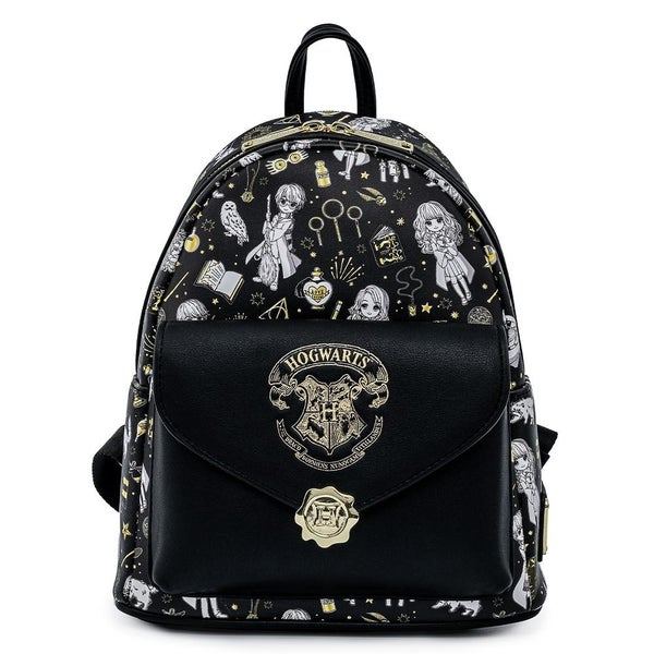 LOUNGEFLY X HARRY POTTER MAGICAL ELEMENTS MINI BACKPACK