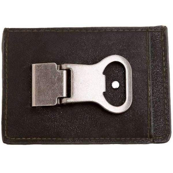Money Clip With Beer Opener ***MULTIPLE COLORS***