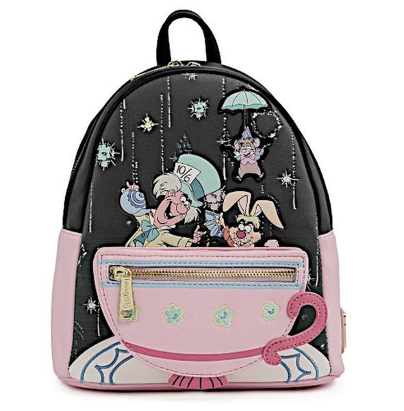 Alice In Wonderland Very Merry Unbirthday Mini Backpack
