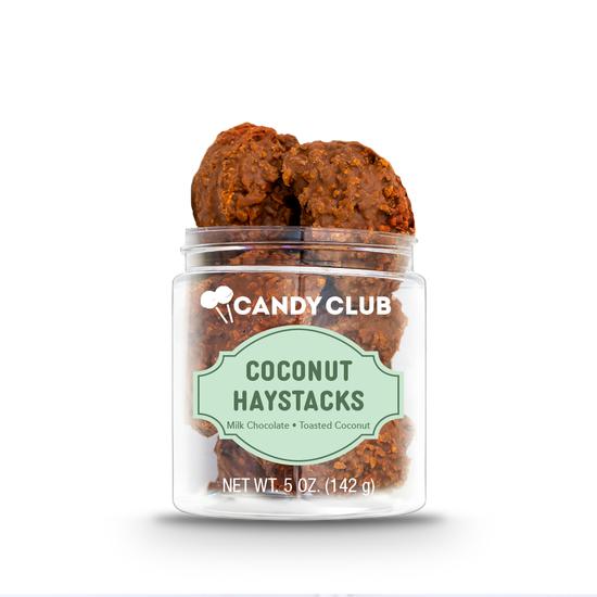 Candy Club | Coconut Haystacks