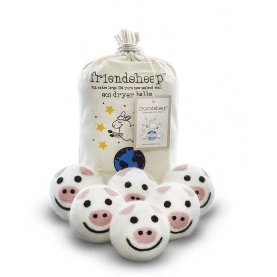 Friendsheep | Piggy Band Eco Dryer Balls