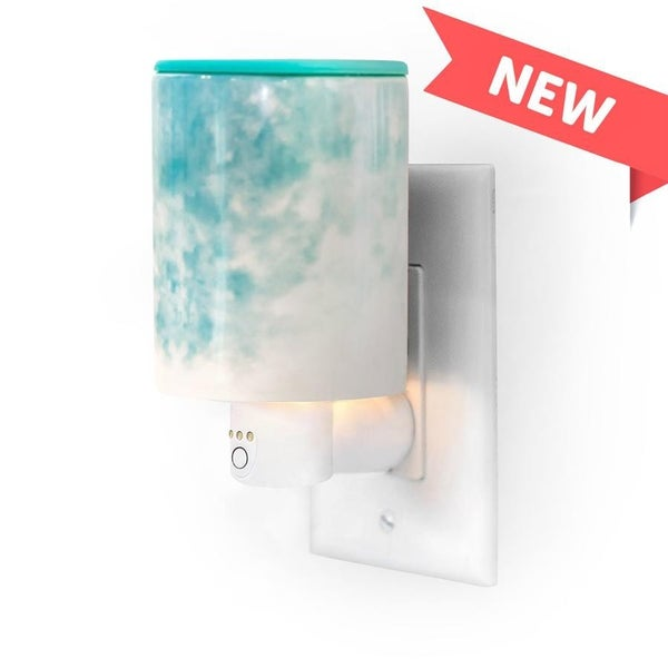 Happy Wax | Timer Outlet Plug-In Wax Warmers - Watercolor