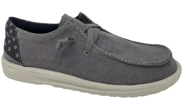 Men's Gray Loafers   Cade