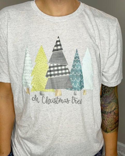 Oh Christmas Tree Graphic Tee