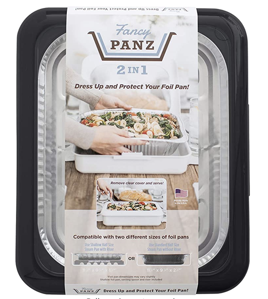Fancy Panz 2 in 1 Charcoal
