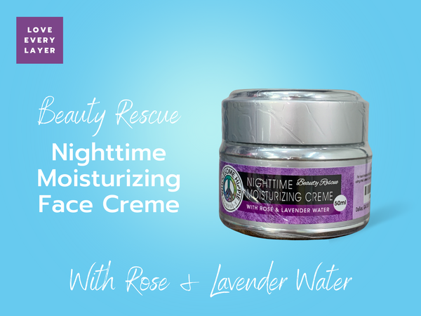 Night-Time Beauty Rescue Rejuvenating Cream by WH 50ML