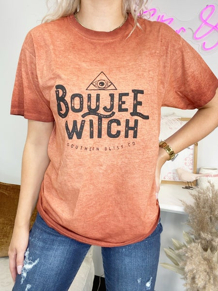 Boujee Witch Graphic Tee