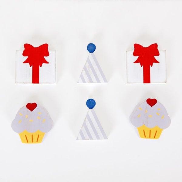 Birthday Tiles