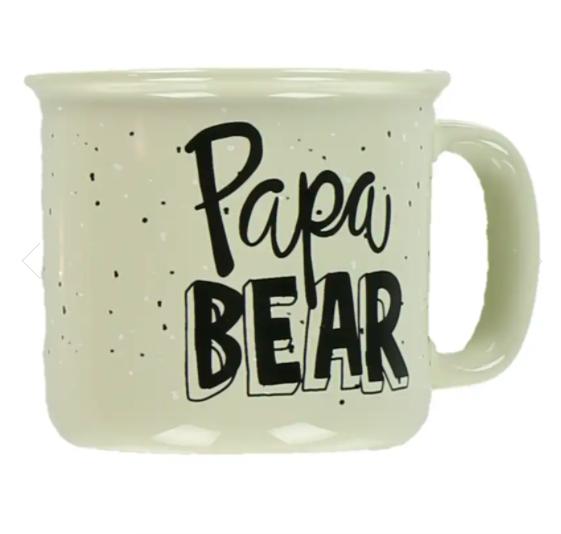 Papa Bear Ceramic Mug