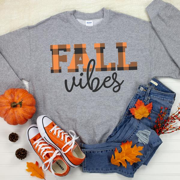 FALL VIBES | Graphic Sweatshirt