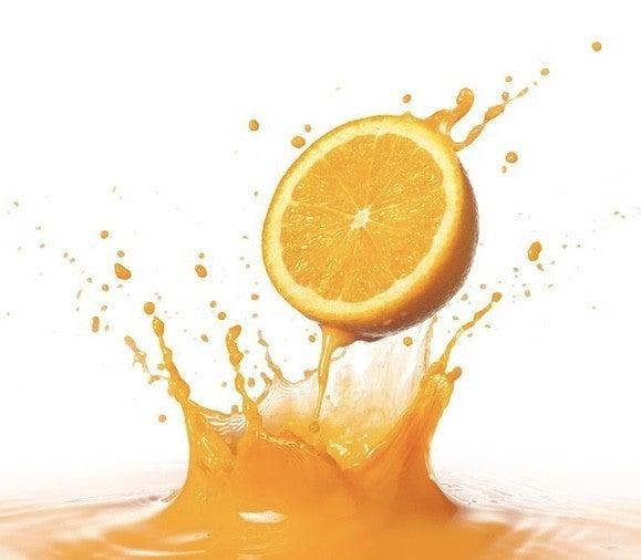 Organic Lip Butter - Orange Splash
