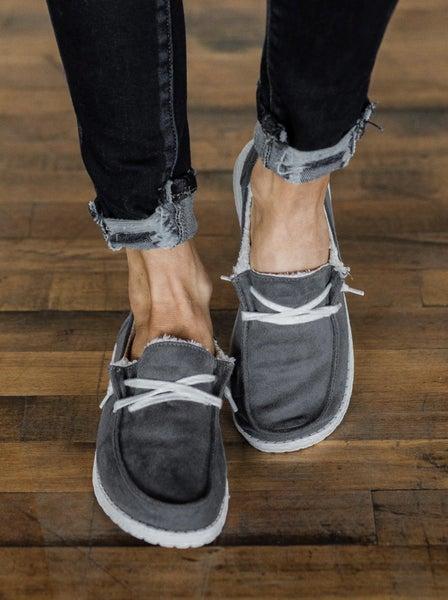 Gypsy Jazz Harley Grey Sneakers