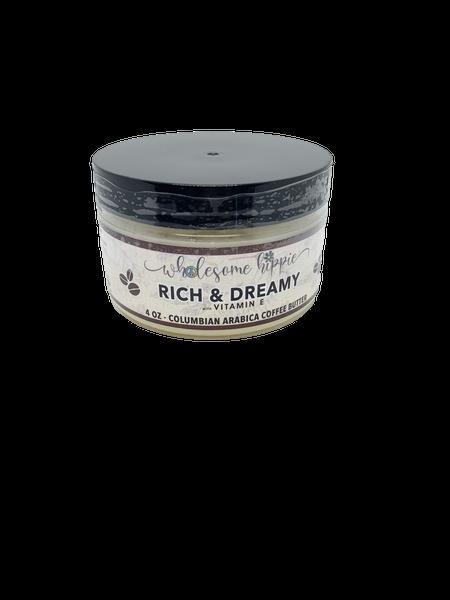4oz Rich & Dreamy Columbian Coffee Butter