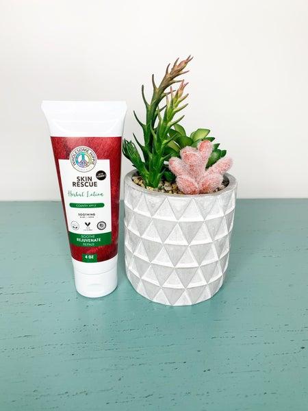 RETIRING WH 4oz Skin Rescue Herbal Lotion