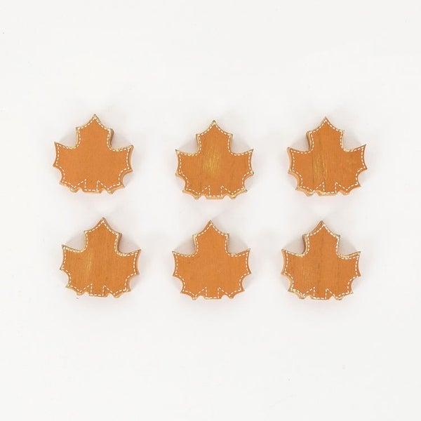 Maple Leaf Ledgie Tiles