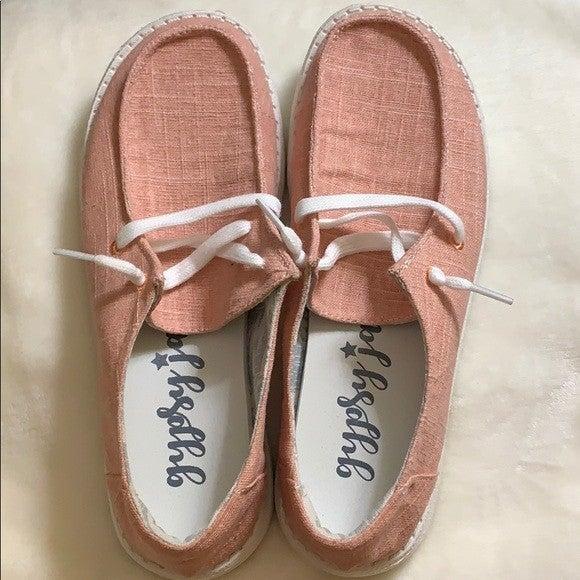 Gypsy Jazz Holly Blush Sneakers