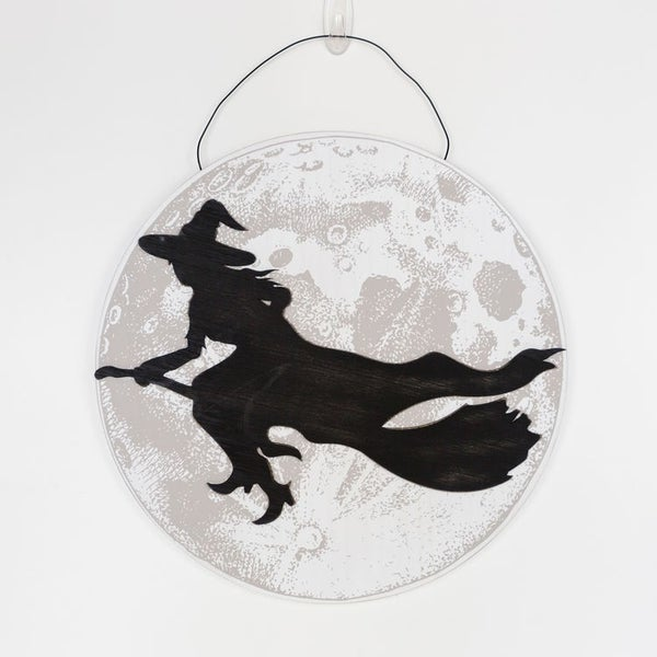 Witch Moon Cutout