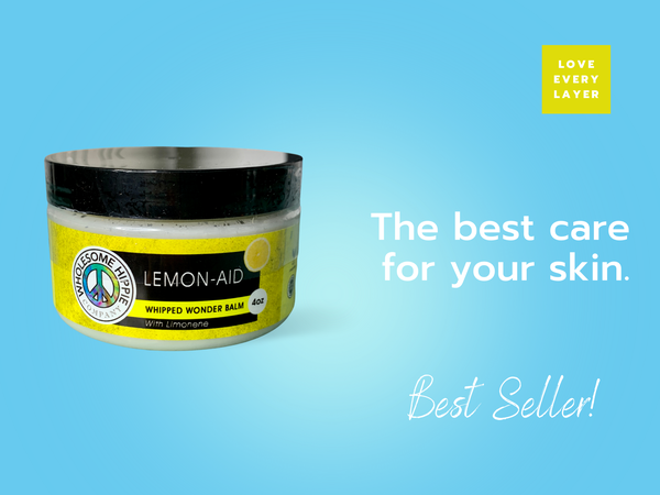 4oz Lemon-Aid Wonder Balm with Limonene