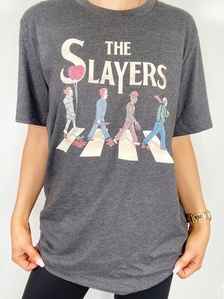 The Slayers Halloween Graphic Tee
