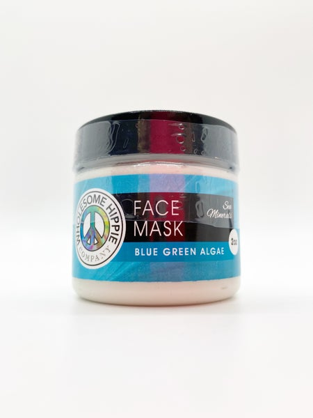 WH Beauty Rescue - Blue Green Algae Face Mask