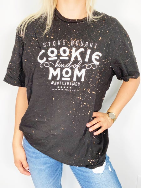 Store Bought Cookie Kind of Mom Graphic Tee