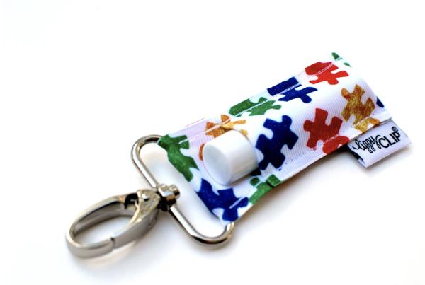 Lippy Clip | Autism Awareness
