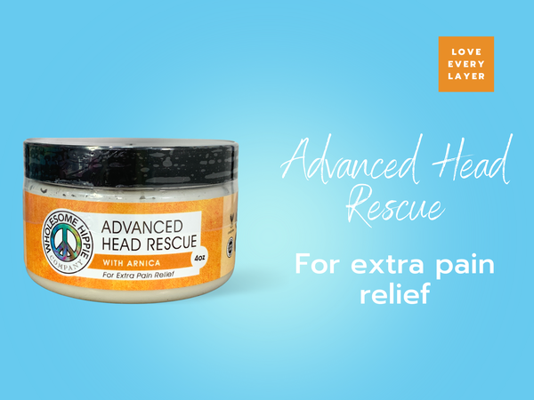 Advanced Head Rescue by Wholesome Hippie 4oz.