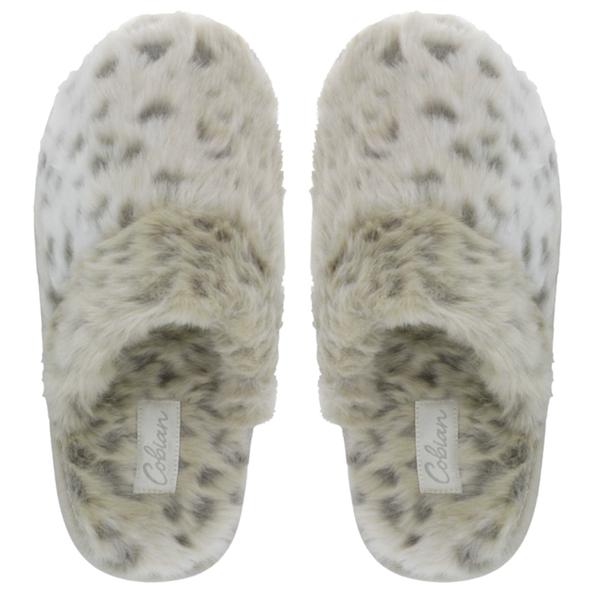 Women's Snow Leopard Minou Mule