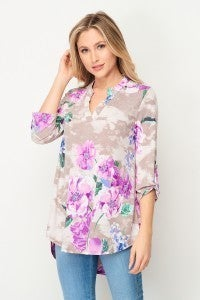 Small & 3XL ONLY - HoneyMe Spring Meadow Gabby