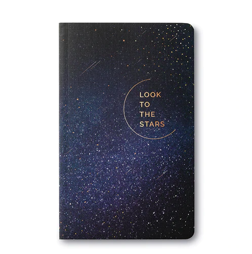 Look to the Stars Soft Cover Journal