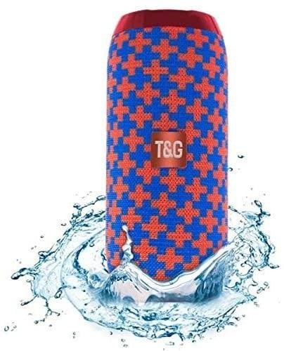 Outdoor Sports Waterproof Portable Subwoofer Bass Wireless Bluetooth Speaker