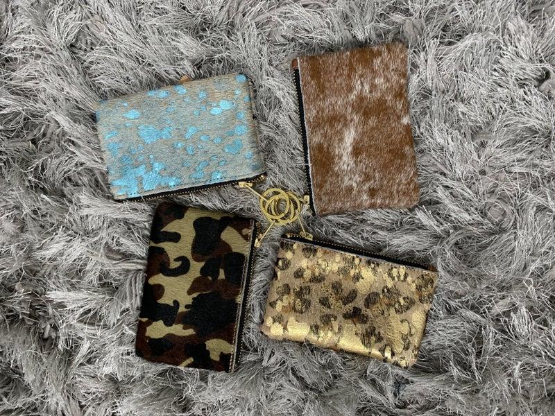 Custom Made Leather Coin Purse