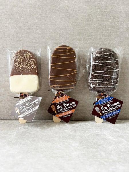 Ice Cream Marshmallow Treat***3 Flavors