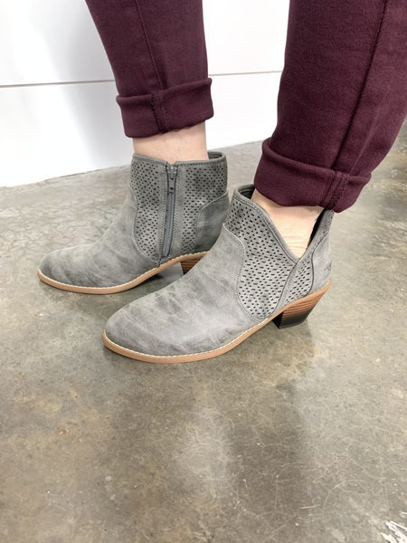 Rocket Dog Gemma Cut Out Ankle Boot