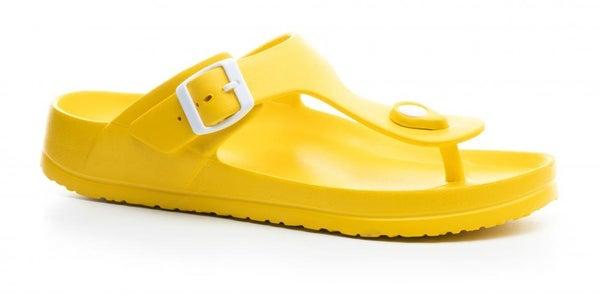 Corkys Jet Ski Yellow