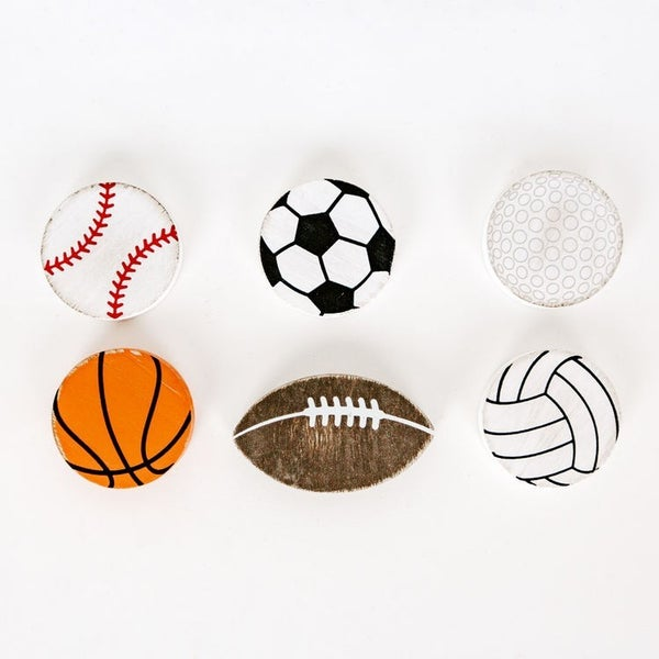 """""""Sports Ball"""" Letterboard Tiles"""