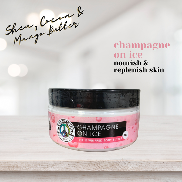 WH Champagne On Ice Body Butter - 8oz