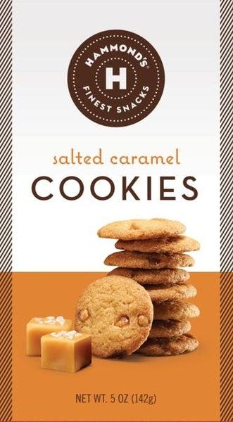 Hammonds Cookies | Sea Salt Caramel