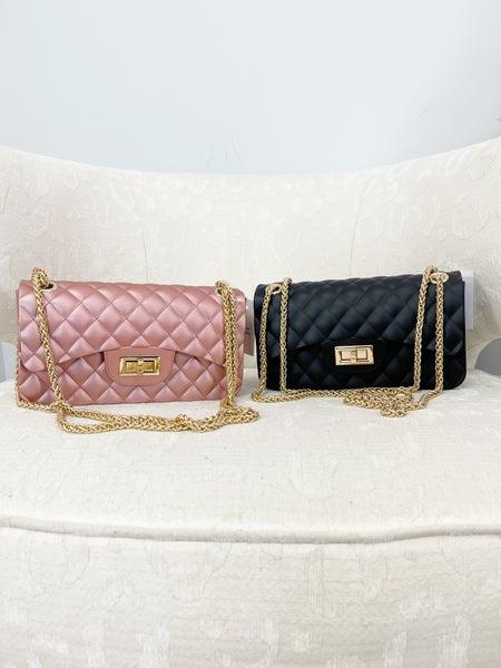 PVC Crossbody Bag ***Multiple Colors