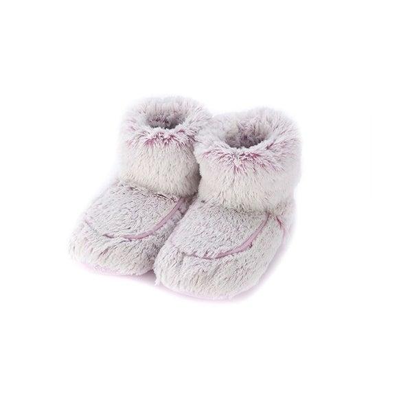 Warmies | Plush Body Boots Pink Marshmallow