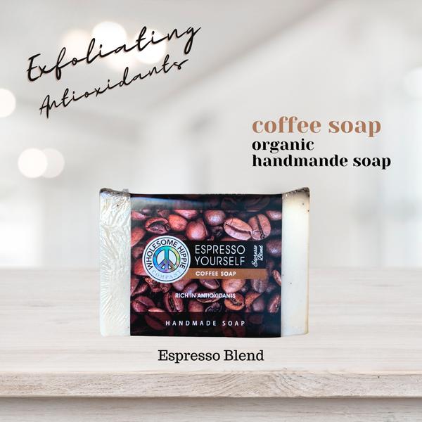 Wholesome Hippie Espresso Yourself Coffee Soap