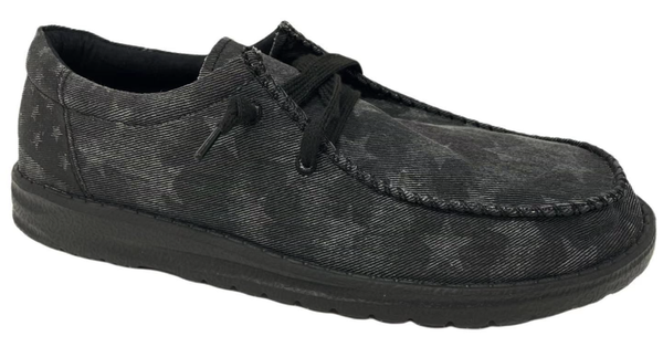 Men's Charcoal Loafers   Cade