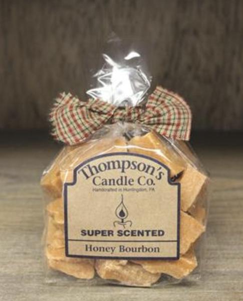 Honey Bourbon Crumbles