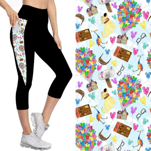 Capris with Pockets | Up Adventure