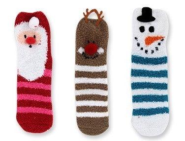 Cozy Cuties Fuzzy Socks